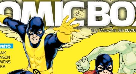 Comic Box #88 @ la Sélection Comics
