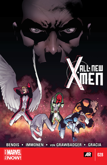 Avant-Première VO: Review All-New X-Men #28