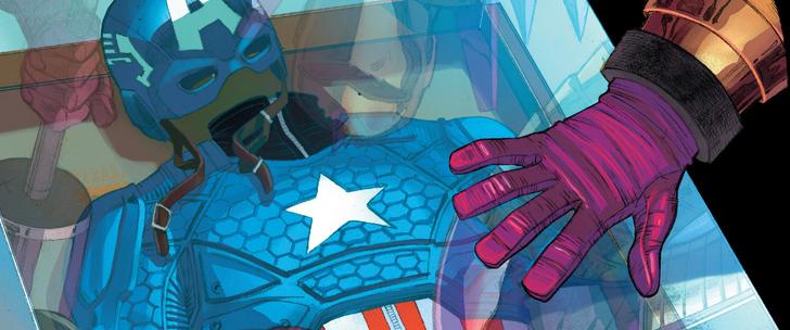 Avant-Première VO: Review Captain America #22
