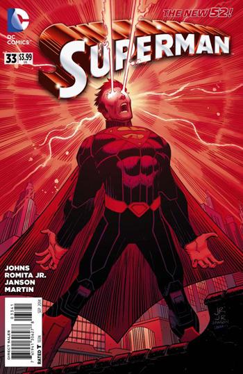 Avant-Première VO: Review Superman #33