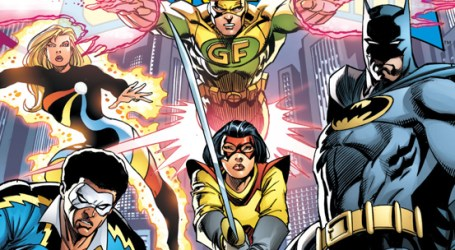 Avant-Première VO: Review Convergence – Batman And The Outsiders #1