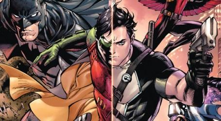 Avant-Première VO: Review Batman & Robin Eternal #1