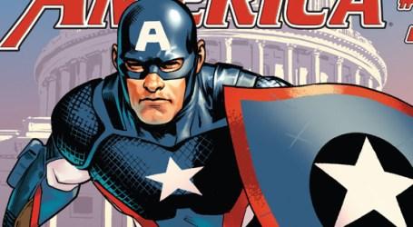 Avant-Première VO: Review Captain America: Steve Rogers #1