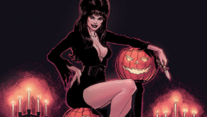 Treat yourself to a first peek at Dynamites five new Halloween oneshots
