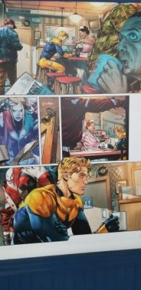 Tom King reveals the crisis in Heroes in Crisis
