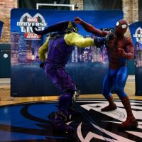 Go behind the scenes to pow bam and thud as Marvel Universe Live hits DallasFort Worth