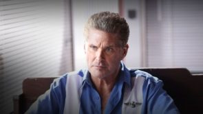 David Hasselhoff latest Guardians of the Galaxy alum to side with James Gunn