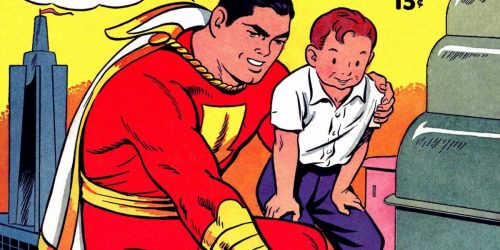 Cowardly DC Cancels Shazam The Monster Society of Evil Reprint Over Content Concerns