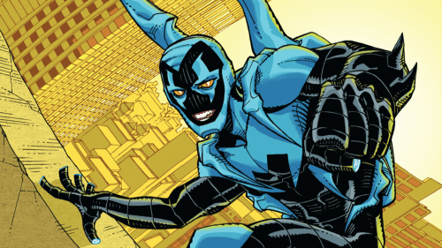 Report DCs Next Big Screen Superhero Movie Will Star Blue Beetle Jaime Reyes