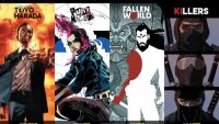 Exclusive Valiant Entertainment unveils Breakthrough lineup for 2019 with four limited series