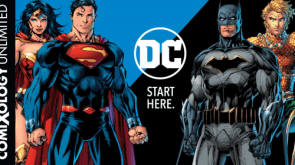 DC Comics Is Joining Comixology's Unlimited Subscription