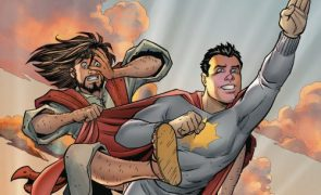 DC/Vertigo Cancels Russell and Pace's SECOND COMING Ahead of Release
