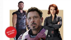 Robert Downey Jr.'s Massive Payday Tops 'Avengers: Endgame' Star Deals
