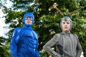 The Tick Canceled By Amazon After Two Seasons
