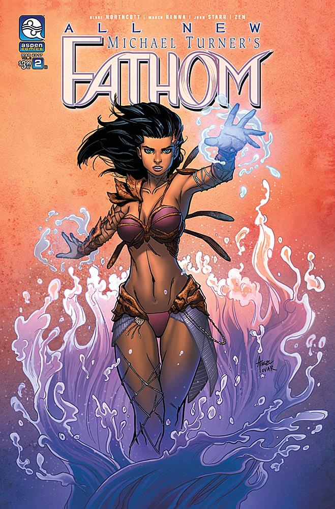 Titans Wallpaper Iphone Comiclist Preview All New Fathom 2