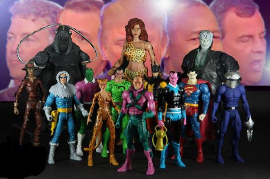 Marc alan fishman our legion of doom comicmix
