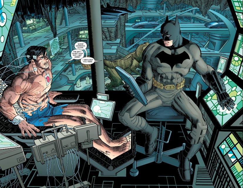 Falling In Reverse Wallpaper 2015 Nycc 15 John Romita Jr To Illustrate Dark Knight