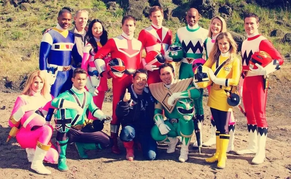 Power Rangers: Exclusive Interviews