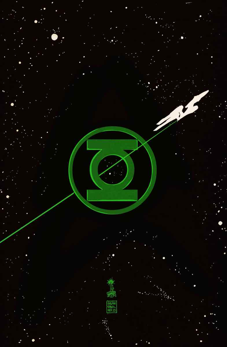 Comic News: Star Trek & Green Lantern Cross Over!