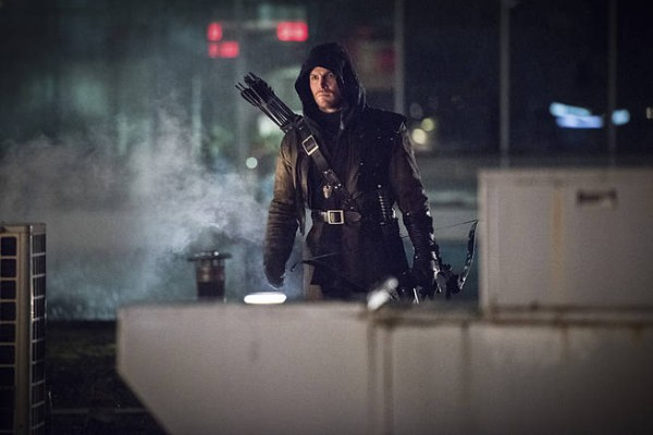 TV Recap: Arrow 3x21