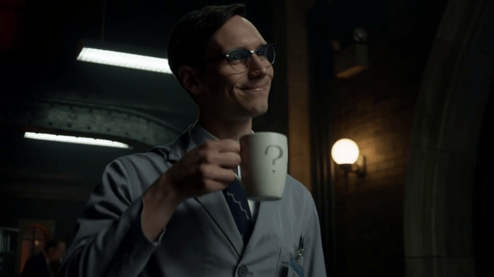 WonderCon 2015: GOTHAM - Interview with Cory Michael Smith (Edward Nigma/Riddler)