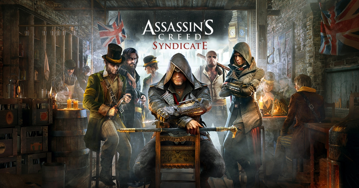 SDCC 2015: EXCLUSIVE INTERVIEW with Paul Amos (Assassin's Creed: Syndicate, Lost Girl)
