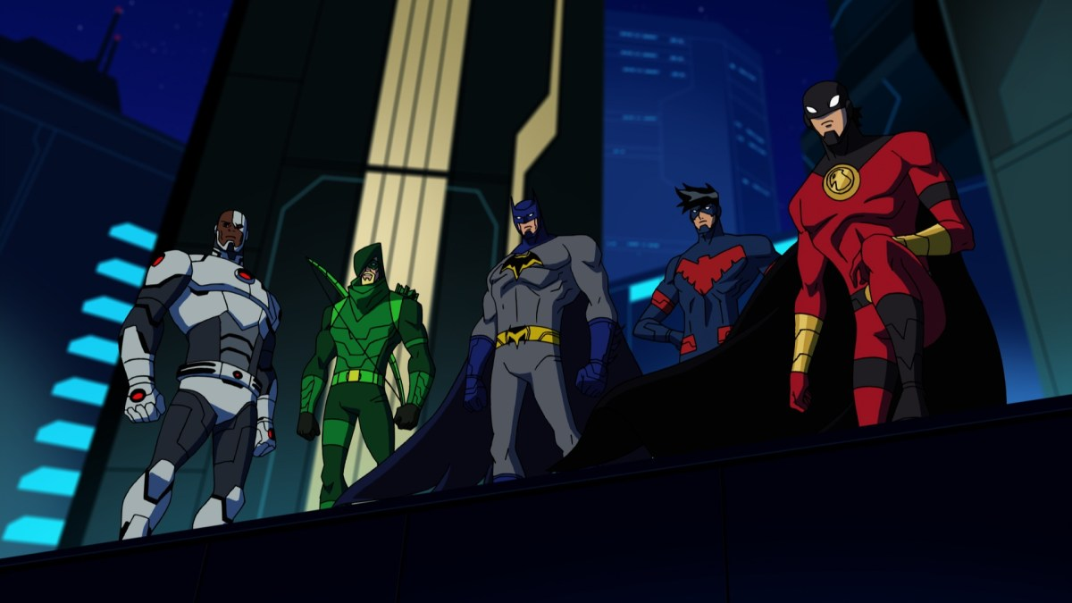 Blu-ray Review: Batman Unlimited: Monster Mayhem