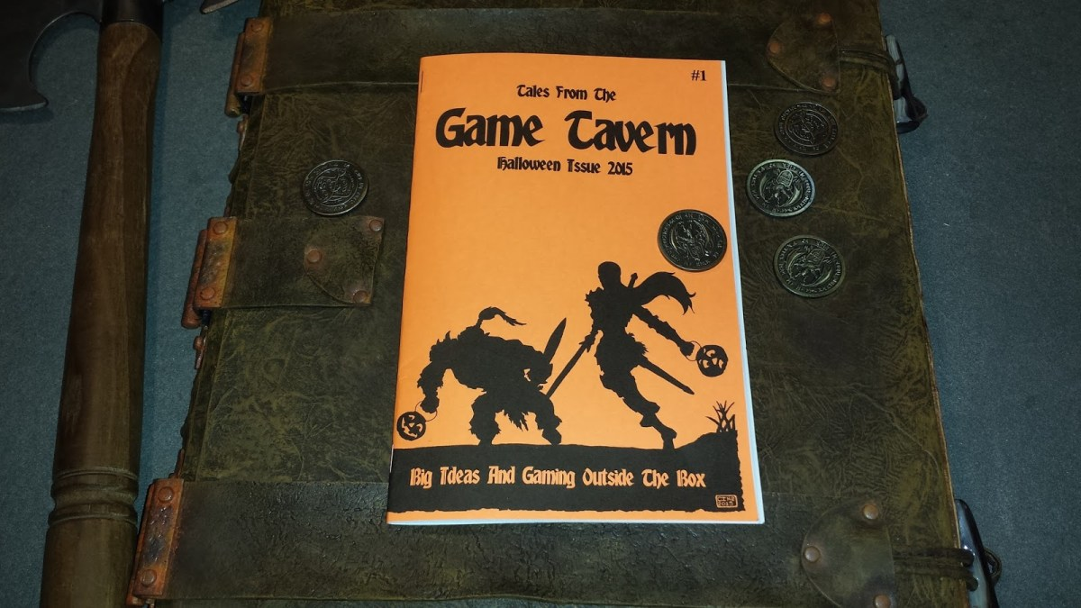 Gaming Review: Tales from the Game Tavern #1
