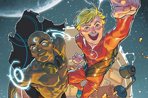 EXCLUSIVE INTERVIEW: Greg Weisman discusses Marvel's Starbrand & Nightmask!