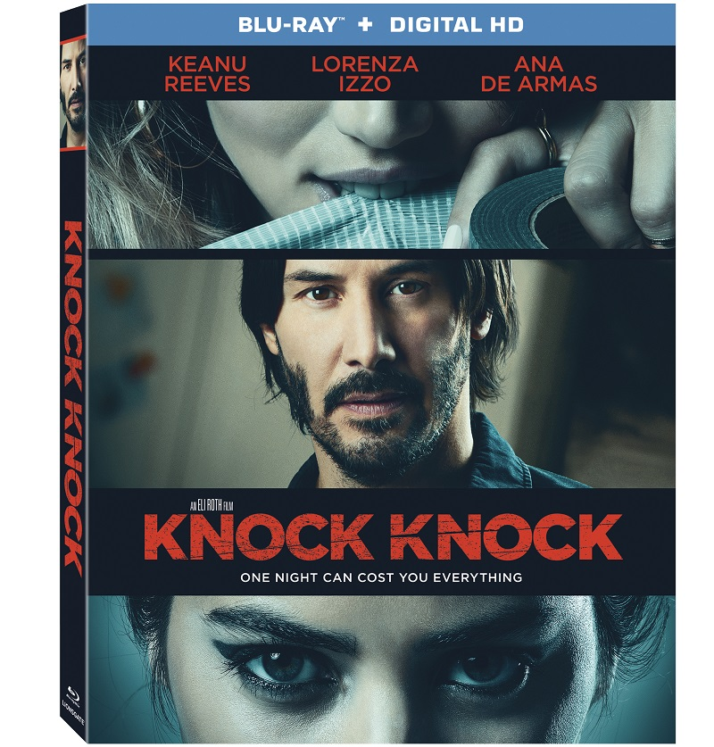 Blu-Ray Review: Knock Knock