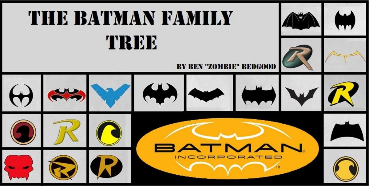 Batman: A Family Tree