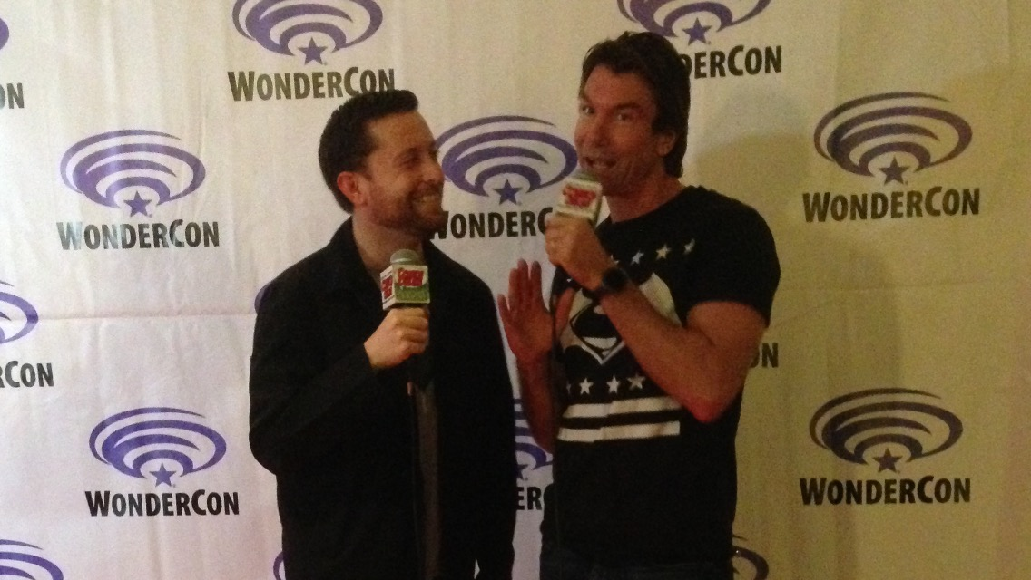 WonderCon 2016: Interview with Jerry O'Connell (Sliders, Justice League VS Teen Titans)
