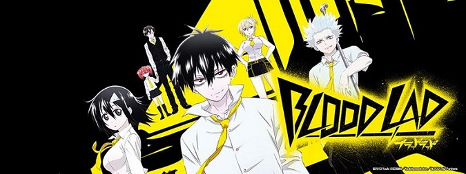 BD Review: Blood Lad: The Complete Series