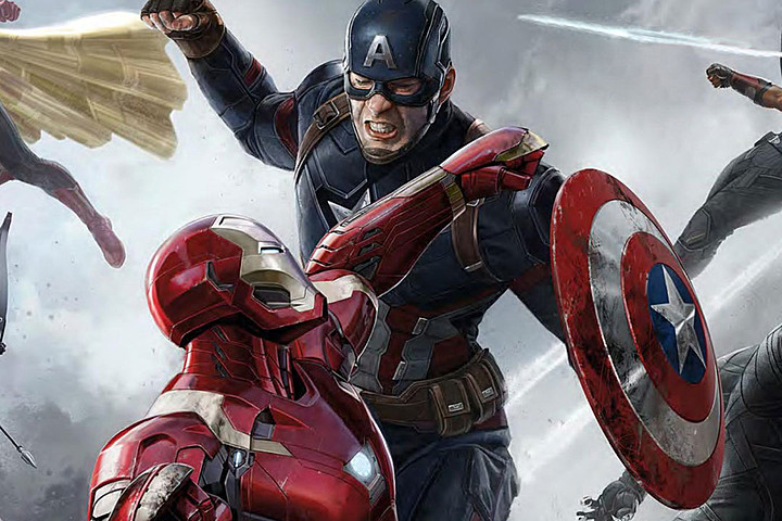 Giveaway: Captain America: Civil War (San Diego)