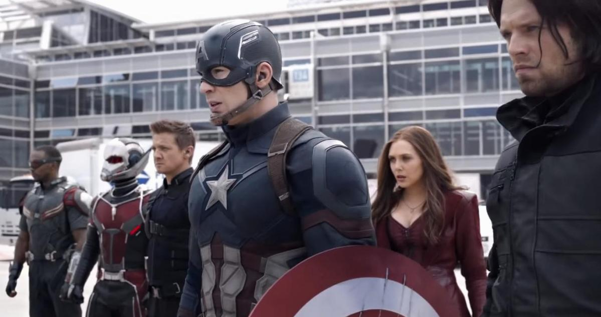 Movie Review: Marvel's Captain America: Civil War