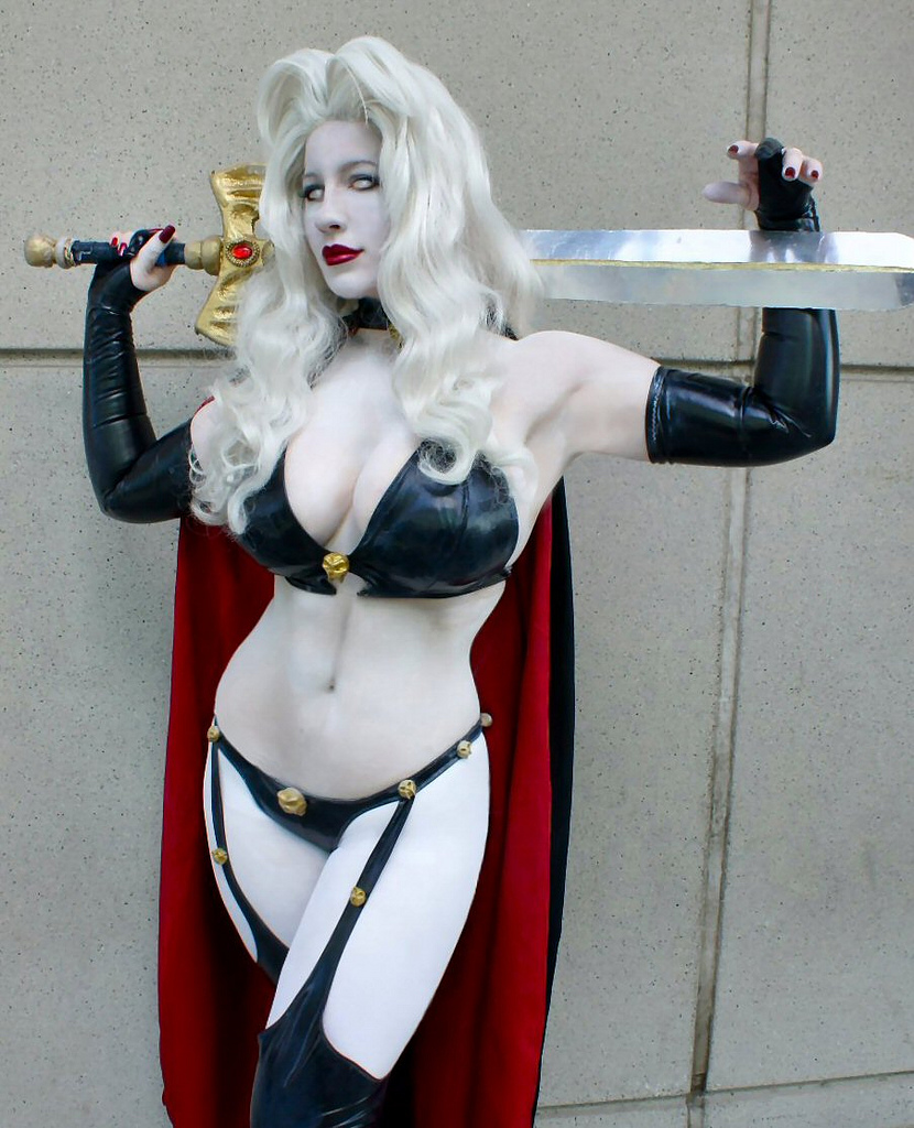 Cosplayer Spotlight: Belle Chere