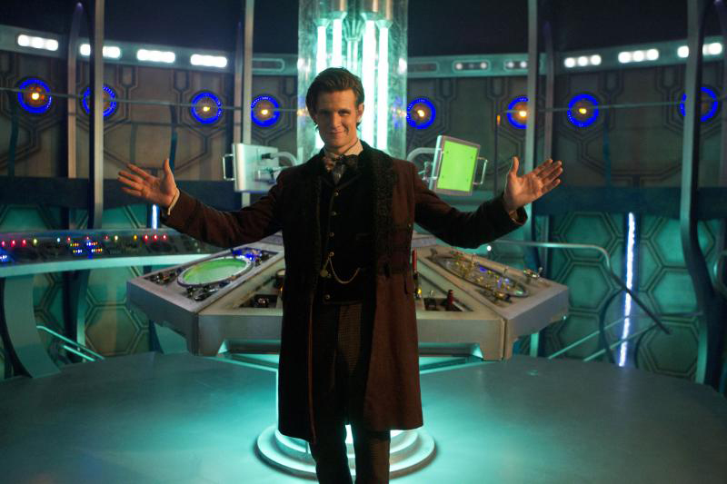 Blu-ray Review: Doctor Who: The Snowmen