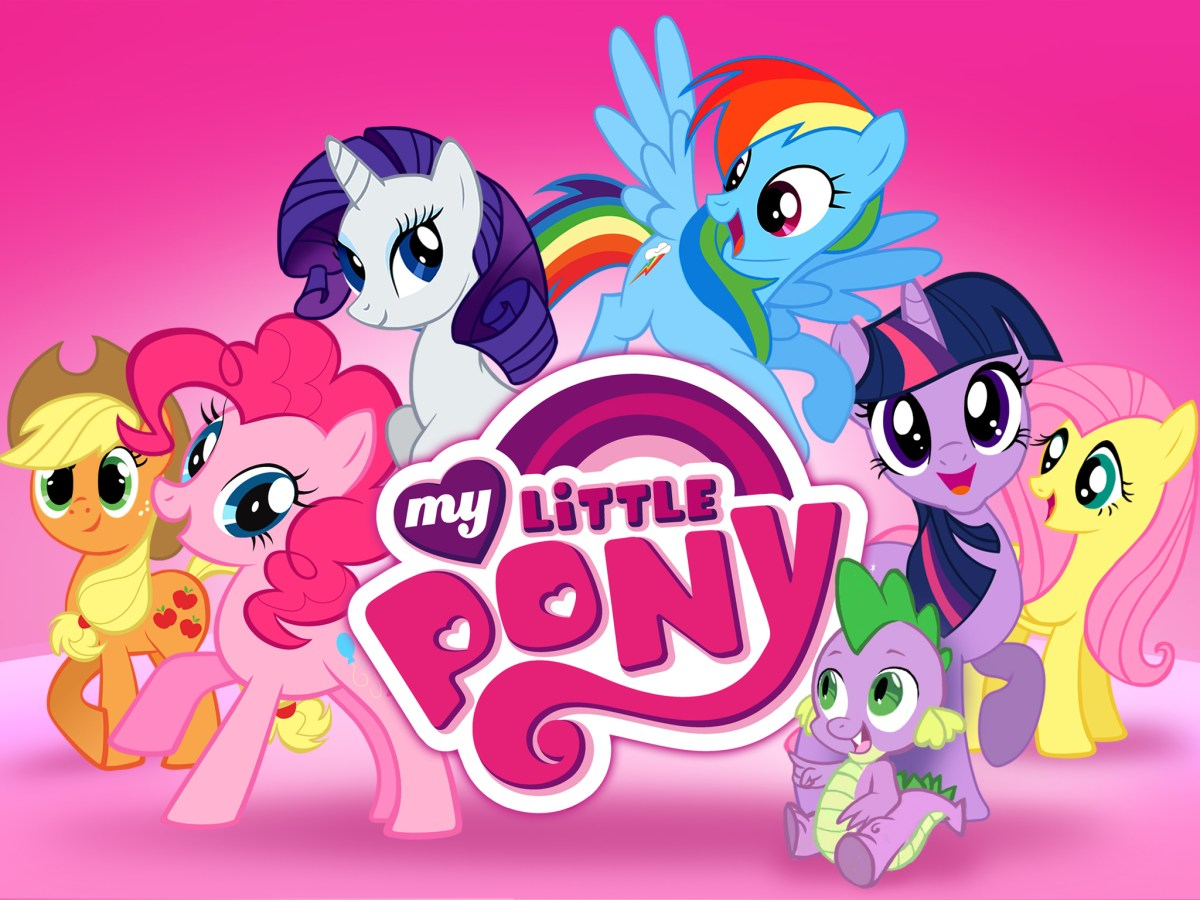 EXCLUSIVE CLIP: My Little Pony: Friendship is Magic - Games Ponies Play preview