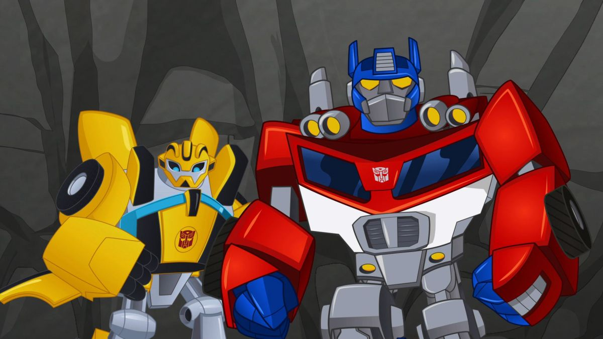 TV News: Transformers - Rescue Bots 2 Parter Preview