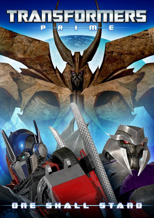 DVD Review: Transformers Prime - One Shall Stand