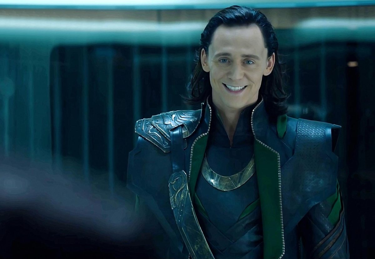 Movie News: The Avengers - Interview with Tom Hiddleston (Loki)