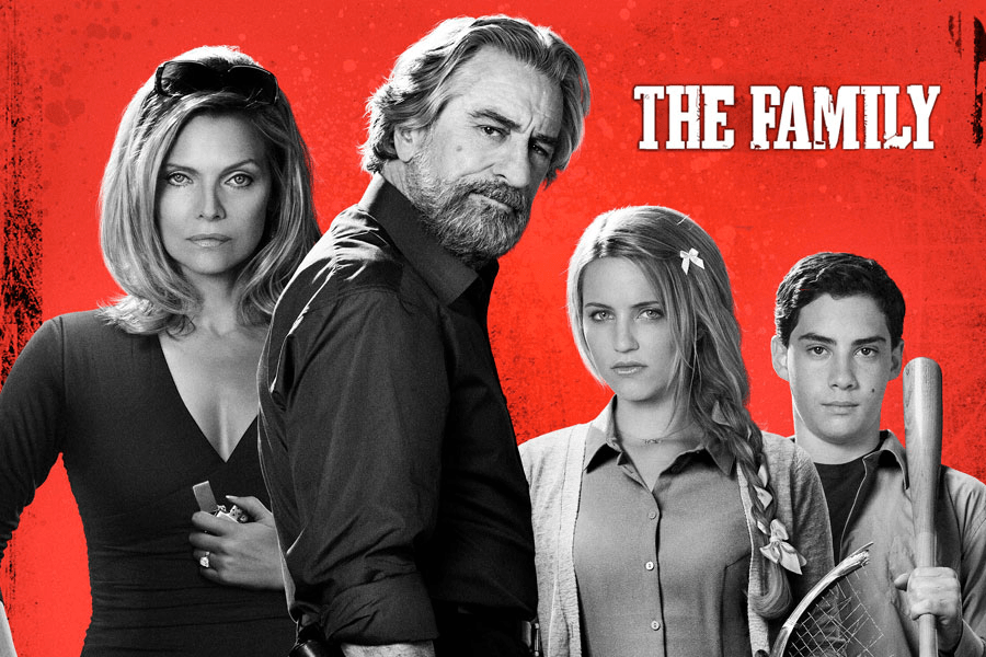 Movie Review: The Family (2013)