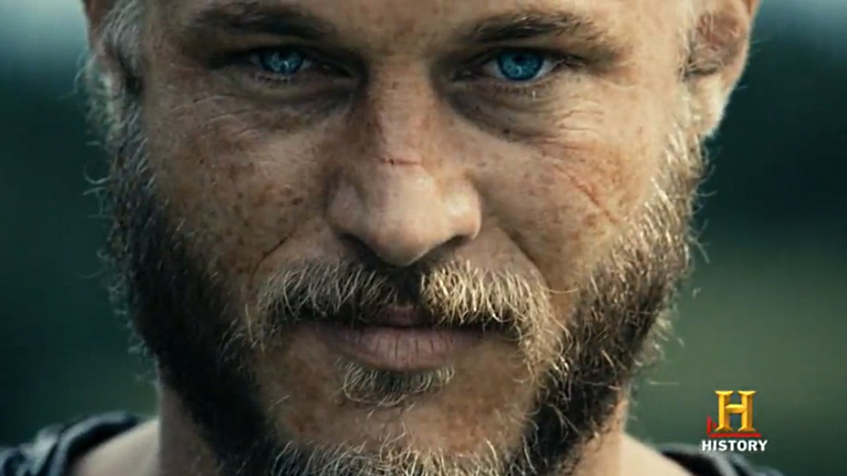"Interview:  Travis Fimmel of ""Vikings"""