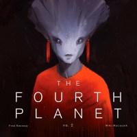 Pre-View: The FOURTH PLANET #1 by Fred Kennedy & Miko Maciaszek