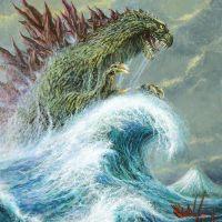 Godzilla: Rage Across Time #1