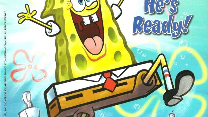 SpongeBob Comics 001_01_FC
