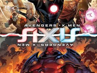 AVENGERS AND X-MEN AXIS #1