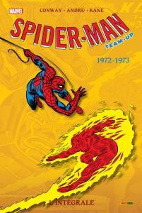 SPIDER-MAN TEAM UP L'INTEGRALE 1972-1973