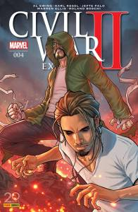 CIVIL WAR II EXTRA 4