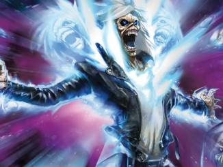 Iron Maiden Legacy of the Beast #1